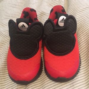 Infant Adidas Mickey Athletic Shoes
